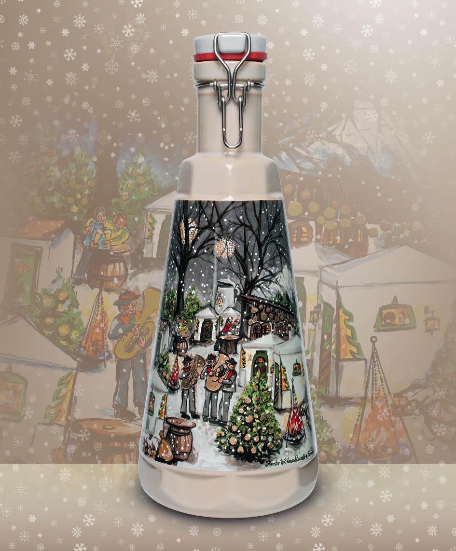 Ultimissimi Pezzi Della Birra Di Natale Forst Da Collezione